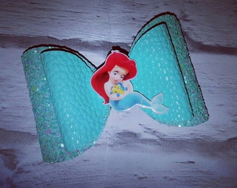 Princess Ariel bow