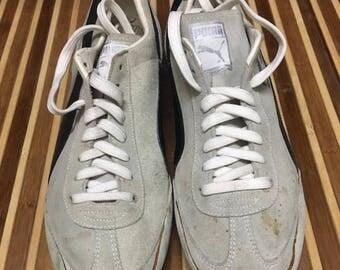 SALE 15% RARE ITEMS Vintage 80s Puma Special Size 10