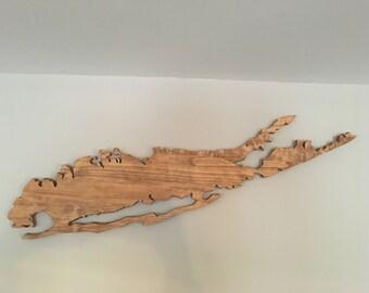 Hand Cut Long Island