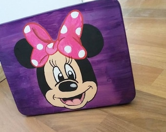 Minnie Mouse Kids Stool