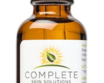 COMPLETE Skin Solutions Vitamin C + E Serum With Ferulic & Hyaluronic Acid (1 oz)