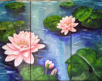 Yohanna waterlilies