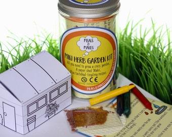 Mini herb garden kit