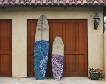 handmade surfboard bag