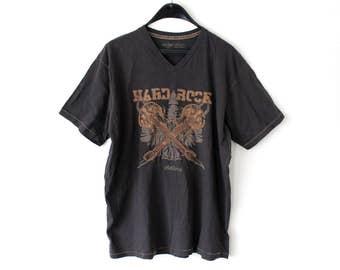 Vintage Hard Rock Cafe Tshirt Mallorca Hard Rock Cafe Sweatshirt Hip Hop Streetwear Men's Top Tee Hard Rock Cafe Shirt Large Size