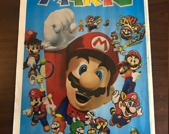 Super Mario Treat Loot Bags ----25 Count Party Favors