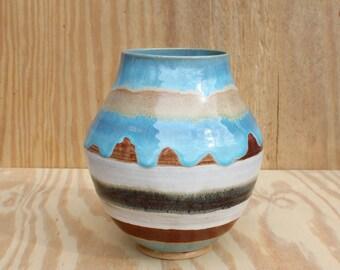 Navajo Style Vase