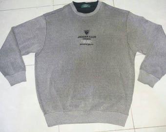 Authentic Jaguar Club original sweatshirt oversize