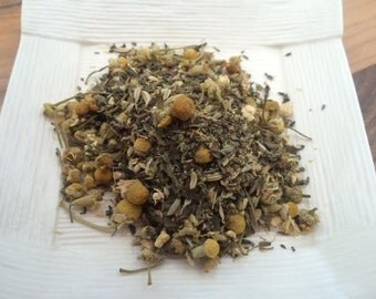 Organic Herb tea: After meal tea