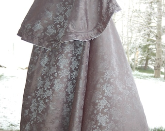 Silver lined Cape