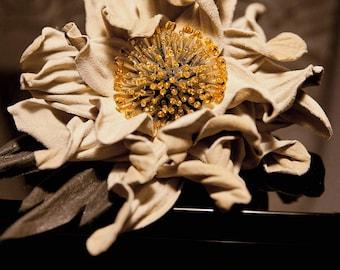 "Brooch ""Flower"""
