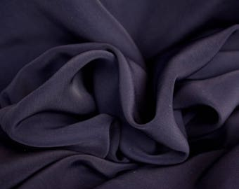 Midnight Blue Super Soft Polyester