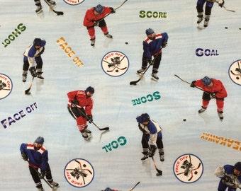 Hockey Fabric