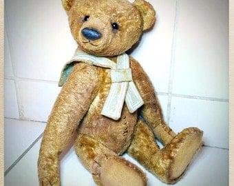 Сlassic Plush Teddy Bear Vintage