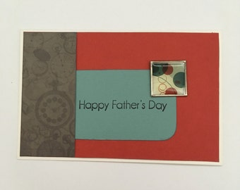 Handmade Card - Happy Father's Day (FD02)