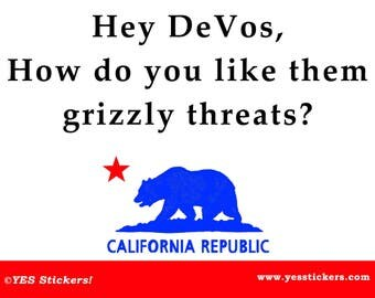 Grizzly Threats