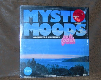 Mystic Moods Orchestra/ Soft Touch/  1976 GRT Records 2103-708/ Easy Listening/ Environmental Sounds/ Smooth Jazz/ Pop