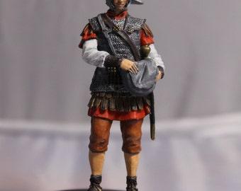 Tin soldier - Rome legioner, historical miniatures, 54 mm, miniatures
