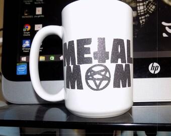 Metal mom mug!