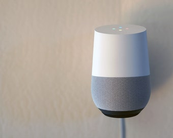 Levitating Google Home Wall Mount