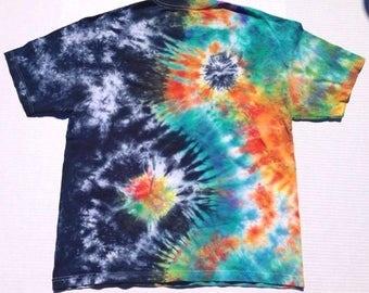 Yin Yang TIE DYE Shirt Size XL