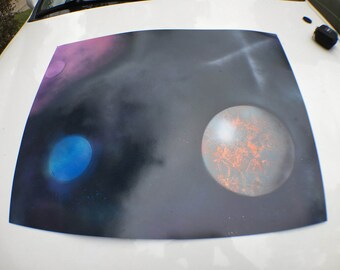 2 Planets w/ Star