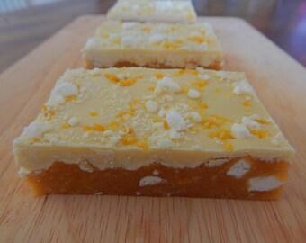 Lemon Meringue Tiffin
