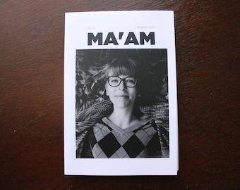 MA'AM Winter 2017 Issue No. 2