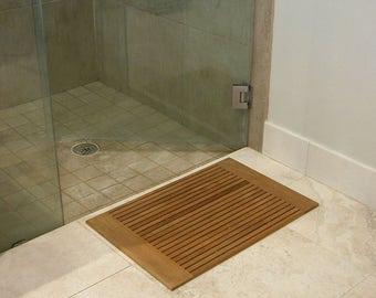 18421 - Teak Bath Mat