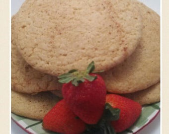 Southern Tea Cakes / Cookies