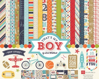 That's my Boy Collection!