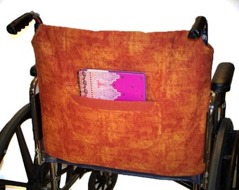 The Wheelchair Shirt Cover (Quilted)