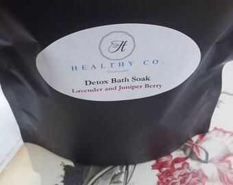 Detox Bath Soak