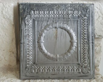 Antique Grey Tin Ceiling Tile