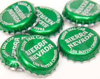 Beer Bottle Caps - Sierra Nevada Pale Ale - 50ct
