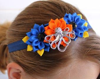 Ocean Creatures Inspired Headband