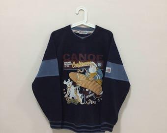 20% off Vintage 90's Santa World Design Skate Sweat Shirt Sweater Varsity Jacket Size L
