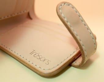 Leather Wallet Handmade Bifold