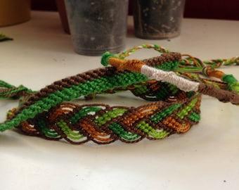 Friendship bracelet earth pack