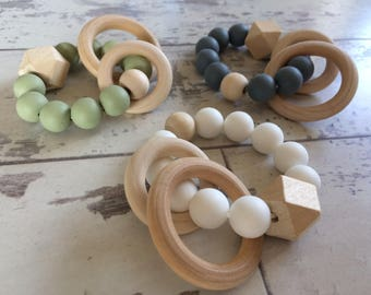 Teething Rattle Accessory