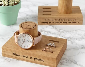 Ladies Ring and Watch Stand