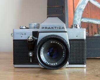Praktica MTL 3 + 50mm f/2.8