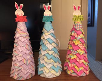 Easter/Spring trees