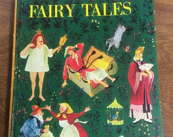 Andersen's Fairy tales/Johnny Crows Garden Flip book