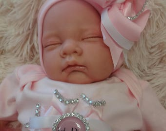 reborn doll baby girl child friendly all my dolls are tested and have the ce label
