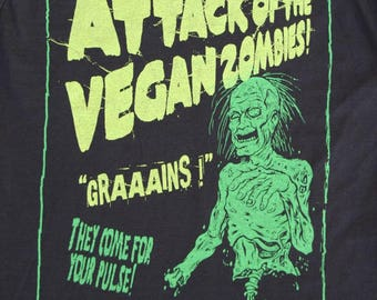 Vegan Zombies ! Guys T-Shirt.