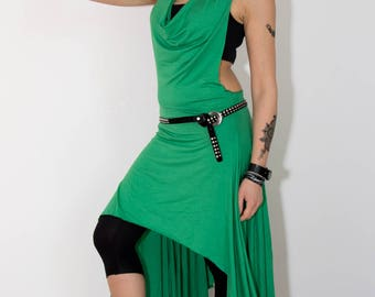 Dress-Suit, Cap neck backless dance tribal fusion, bellydance fitness and lifestyle.