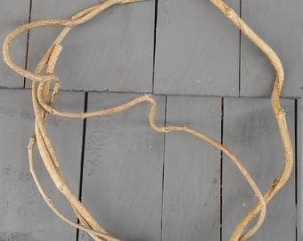 All Natural Wisteria Wreath