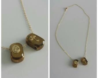 Beautiful chain type scapular