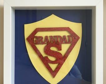 Super Grandad Frame